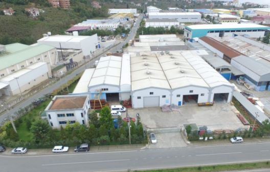 ARSİN MAKİNA MANUFACTURING FACILITY 1