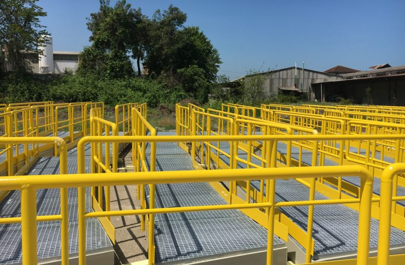 Anagold Çöpler Sulfide Expansion Project-Peripheral Walkways